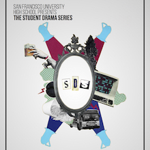 The Student Drama Series Is Coming!