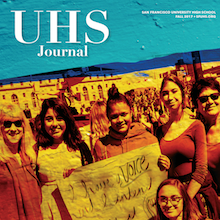Check Out the Fall 2017 Issue of the UHS Journal!