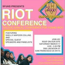Application Deadline for 2018 Riot Conference 2/25!